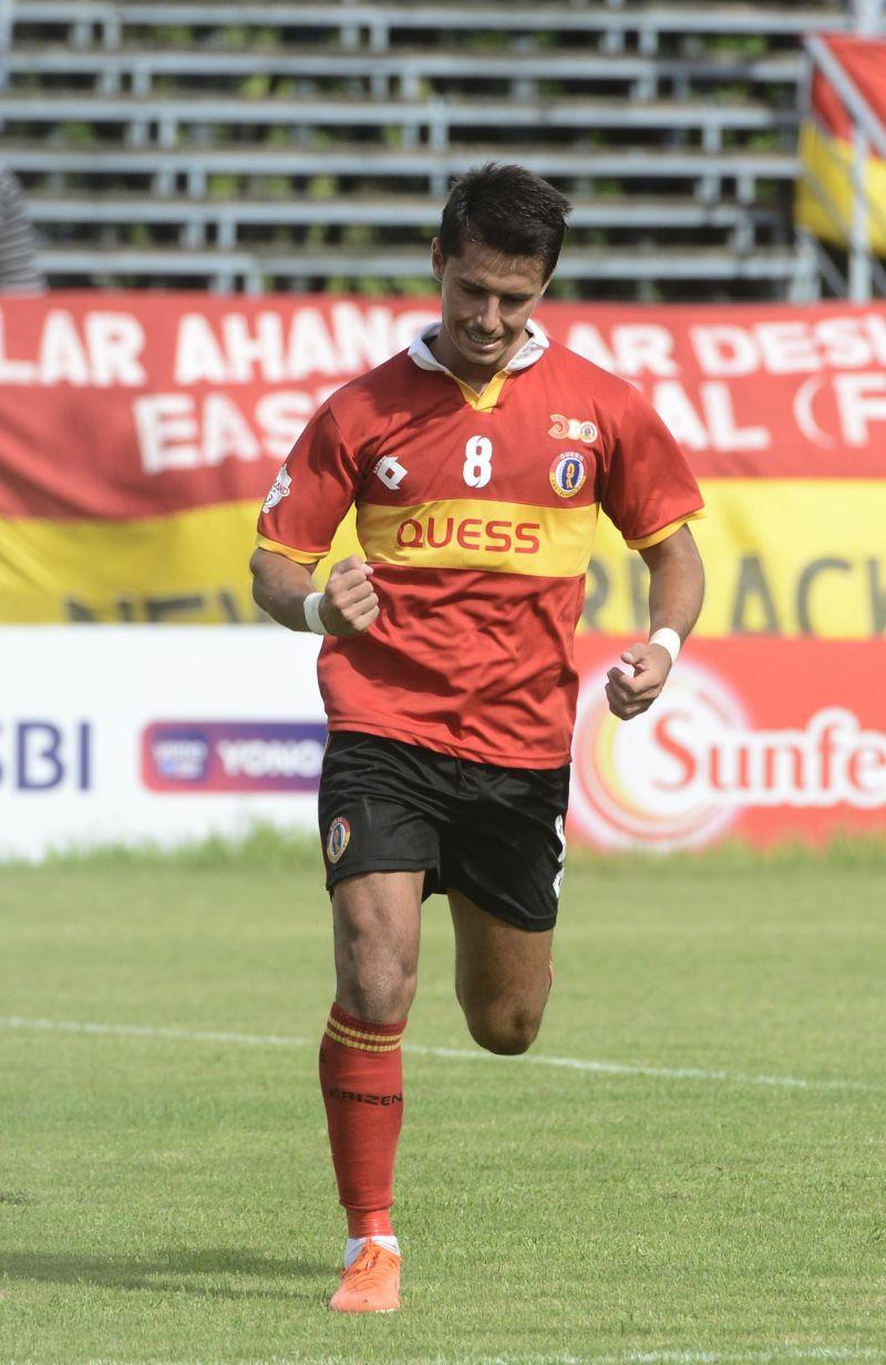 Colado scored two goals