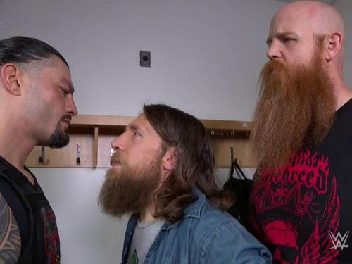 Were Bryan and Rowan behind Roman Reigns' attack?