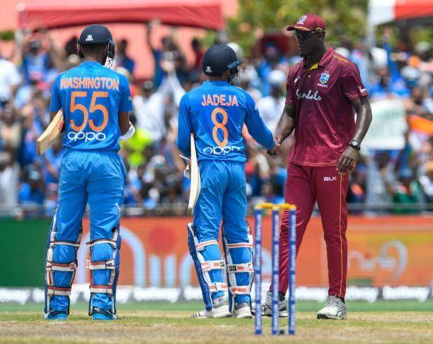 Ind vs Wi 2019