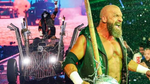 The Game has always made an epic entrance at WrestleMania, but it won't be long until his career ends.