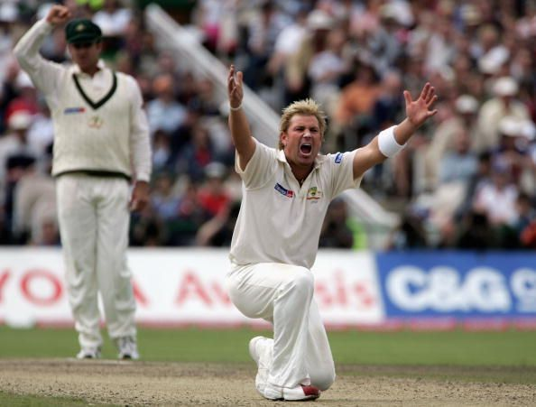 Shane Warne was at its peak in Ashes 2005