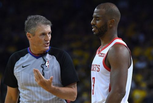 The Thunder are believed to be keen to offload Chris Paul's enormous deal