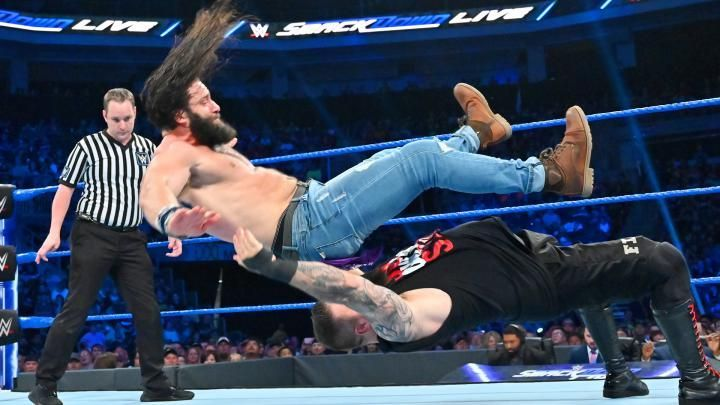 There were a number of interesting production botches this week on SmackDown Live