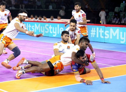 Puneri Paltan fell to yet another loss