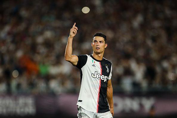 Cristiano Ronaldo would lead Juventus