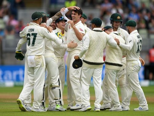 Australia are 1-0 up after a 251 run win at Edgbaston