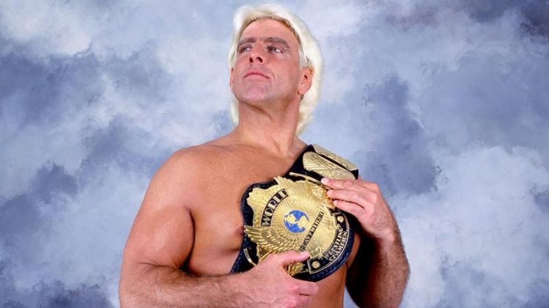 Ric Flair: Would capture the WWE Championship twice in 1992