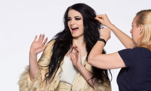 Paige used to be managed by Becky Lynch