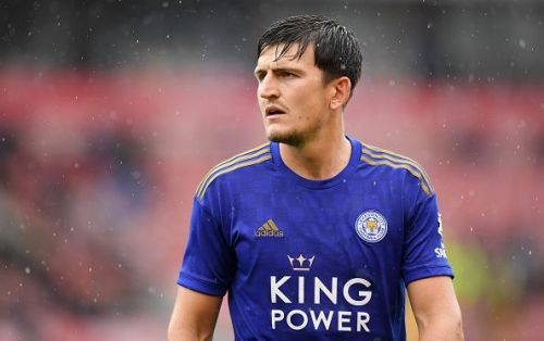 Harry Maguire could become a Red Devil soon