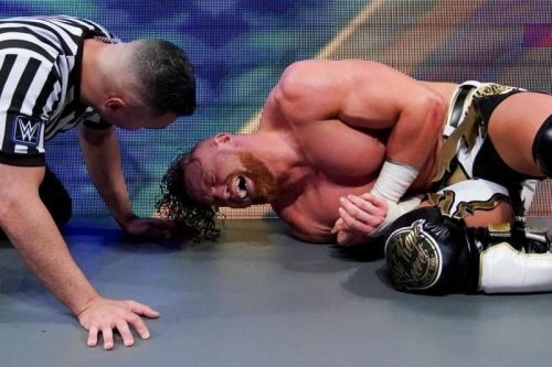 One hell of a SmackDown debut.