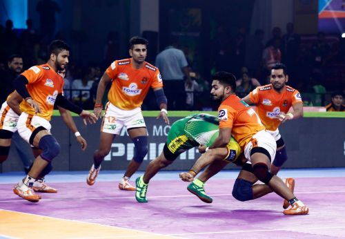 The Puneri Paltan put up an all-round show