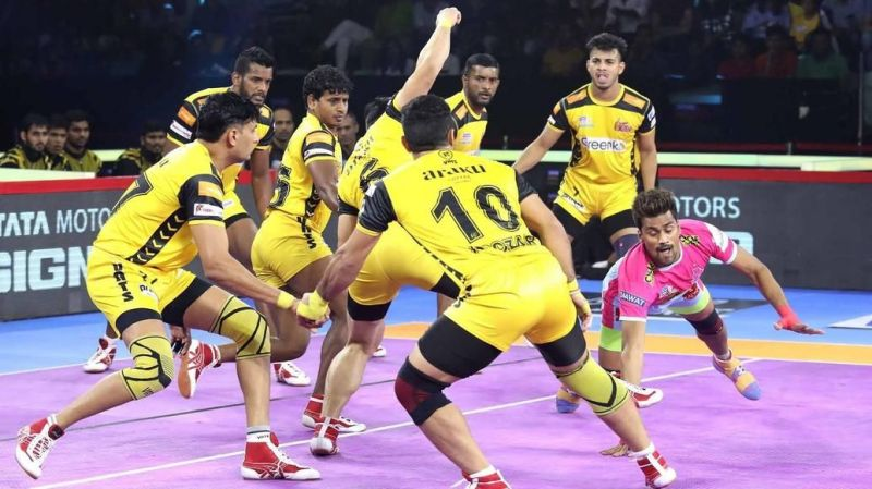 Telugu Titans may not alter their playing seven