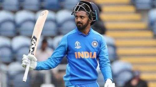 KL Rahul will be itching to get a go
