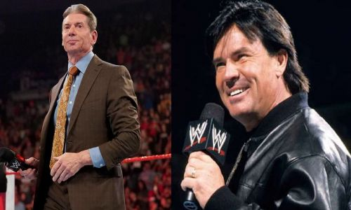 Vince and Bischoff