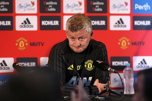 Solskjaer is about to kick-start his first full-season in charge of Man Utd