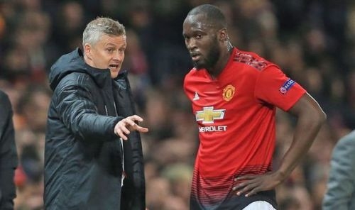 Manchester United could regret selling Lukaku