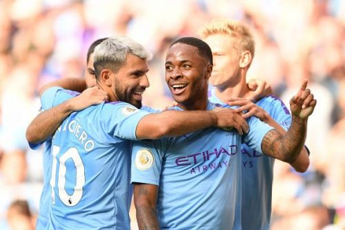 Raheem Sterling topped the rankings last time out