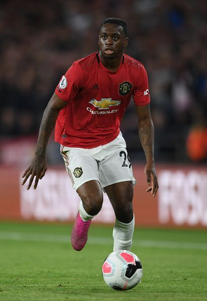 Wan-Bissaka was again brilliant on the night