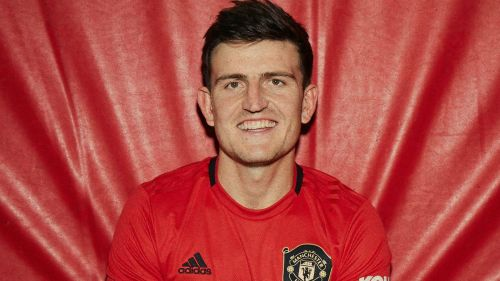 Manchester United recruit Harry Maguire