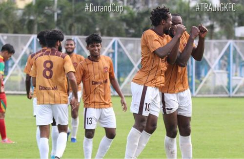Gokulam Kerala reached the final of Durand Cup