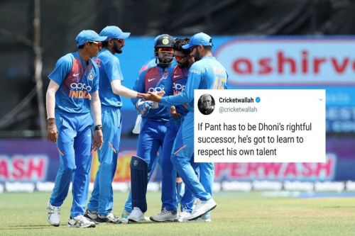 Good start for the Indian team