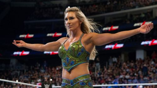 Charlotte Flair is set to go up against a promising WWE Superstar