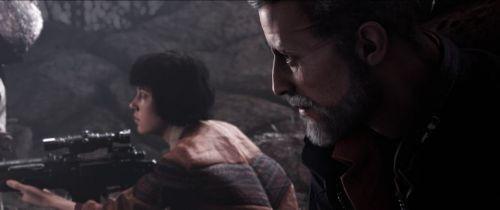 William B.J. Balzkowicz teaching his daughter Jess to shoot
