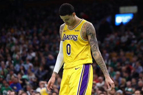 Kyle Kuzma is hoping to improve upon a disappointing second season