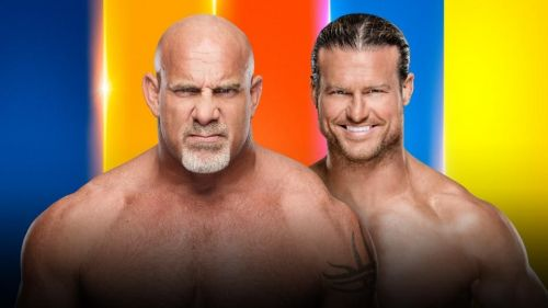 Dolph Ziggler will face Goldberg at Summerslam