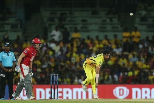 Deepak picks plenty of wickets in the power-play
