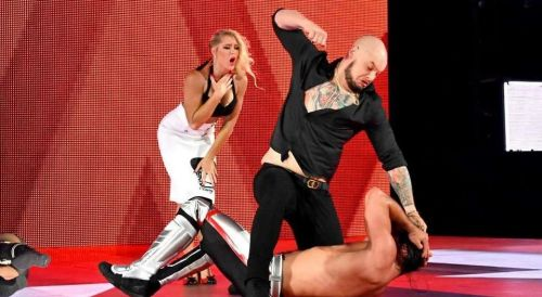 WWE stalwart Baron Corbin is fresh off an intense feud against longtime rival Seth Rollins