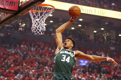 Giannis Antetokounmpo is one of the best players in the NBA