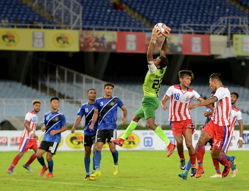 ATK forwards lacked the spark in their game