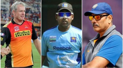 Tom Moody and Mahela Jayawardene are other applicants for India's coach position.