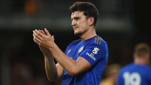 New Manchester United signing Harry Maguire