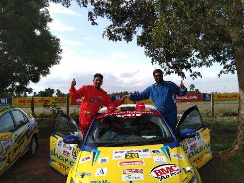 Chetan Shivram and Dilip Sharan