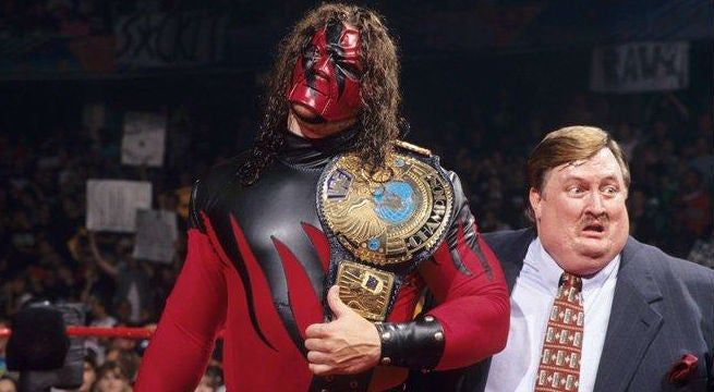 Kane famously held the WWE Championship for just one day