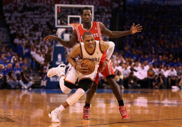 Russell Westbrook and the Thunder were entering their prime ahead of the 2013 postseason
