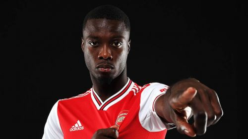 Nicolas Pepe has completed a much-awaited move to Arsenal