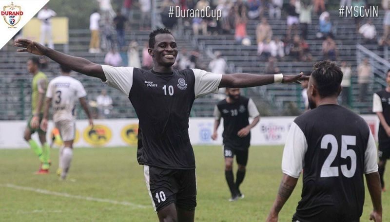 Mohammedan produced an impressive performance in the second half to win the game (Image Courtesy: durandcup.in)