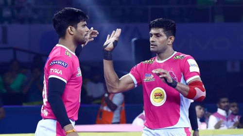 Both these players will be crucial for Jaipur.