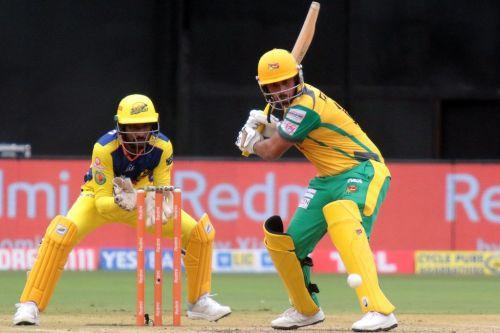 Bharath Chipli's 40-ball 77 led the Bijapur Bulls to a win