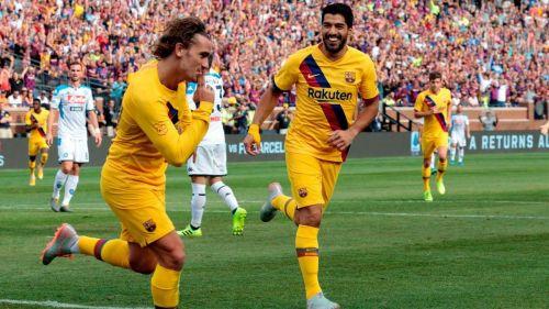 Luis Suarez and Antoine Griezmann: Another bromance?
