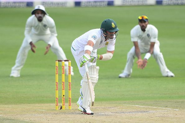 South Africa v India - 3rd Test Day 3