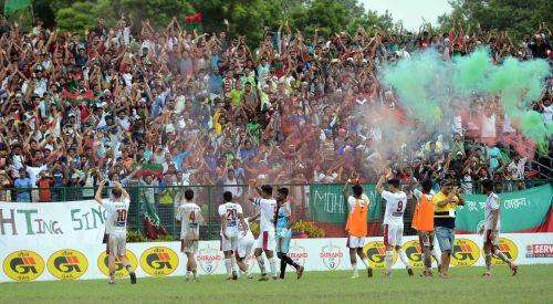 Mohun Bagan fans were left disappointed once again