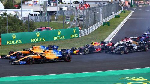 F1 Grand Prix of Hungary