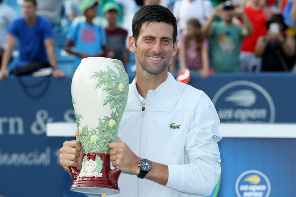Djokovic beats Federer at 2018 Cincinnati to complete a coveted career Golden Masters