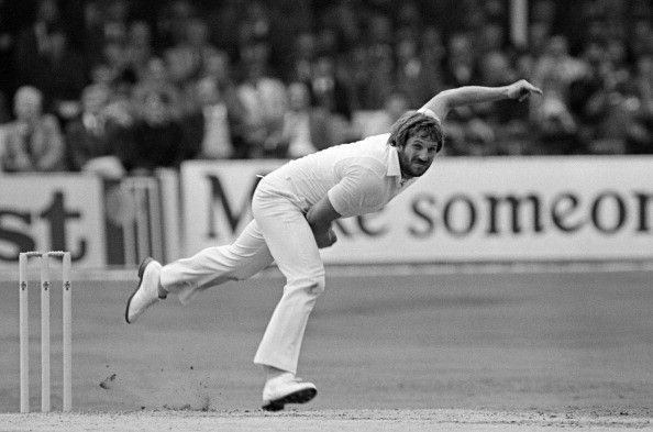 Botham's bad boy image was a constant cloud hanging over him