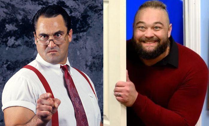 IRS and Bray Wyatt