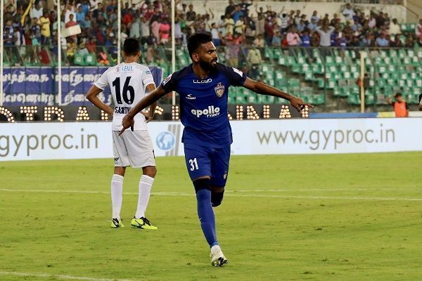 Jamshedpur FC will be the third club that Vineeth represents in the ISL